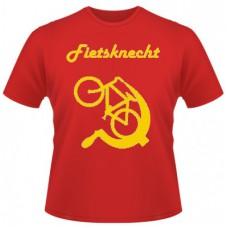 T-shirt Fietsknecht