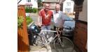 Na 50 jaar herenigd met je fiets