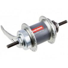 SRAM Automatix 2-versnellingsnaaf (met terugtraprem)