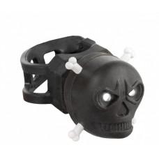 Ventura Achterlicht Skull Led Zwart